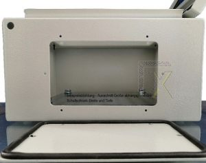 Wall Mounting Enclosure RAL7035 IP66 single door 500x300x200