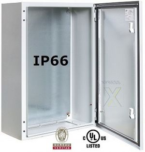 Wall Mounting Enclosure RAL7035 IP66 single door HBT 500x700x200