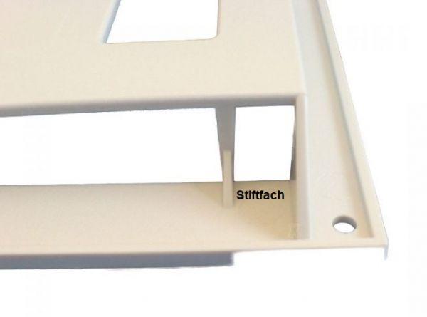 schaltplantasche a3 selbstklebend hellgrau. Black Bedroom Furniture Sets. Home Design Ideas