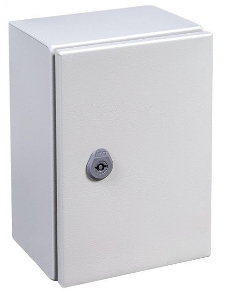 Wall Mounting Enclosure RAL7035 IP66 single door